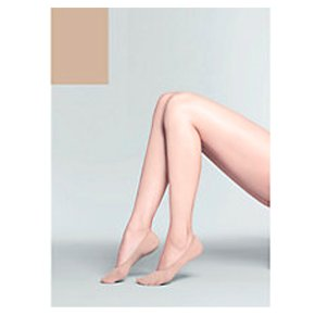 John Lewis Women foot socks - nude - S/M