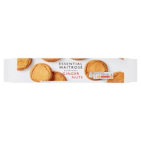 essential Waitrose ginger nuts
