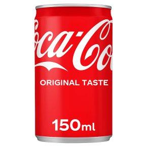 Coca-Cola mixer single can