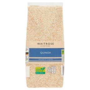 Waitrose LOVE life quinoa