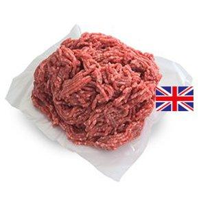 Scottish Aberdeen Angus lean ground beef