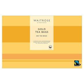 Waitrose Gold Round - 240 bags