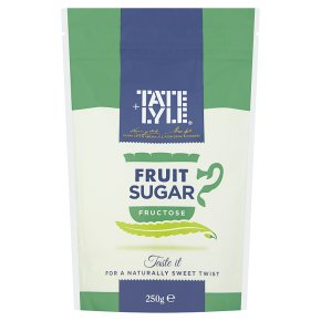 Tate & Lyle fruit sugar