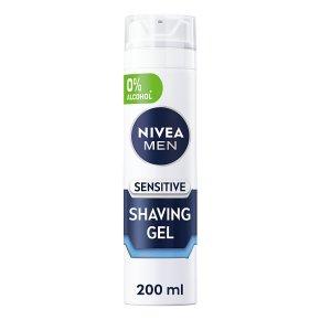 Nivea for men sensitive gel