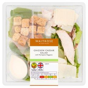 Waitrose chicken caesar salad with Parmigiano reggiano