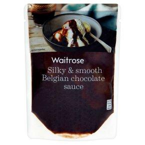 Waitrose Belgian Chocolate Sauce