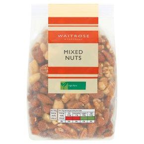 Waitrose LOVE life mixed nuts