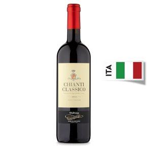 Waitrose Classico Barone Ricasoli, Chianti, Italian, Red Wine