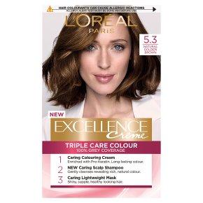 L'Oréal excellence golden brown