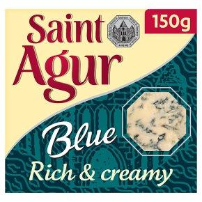 Saint Agur rich & creamy blue