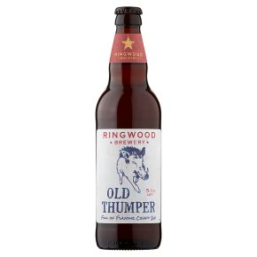 Ringwood Brewery Old Thumper Strong Ale