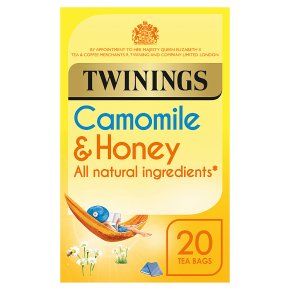 Twinings Camomile & Honey 20 Teabags