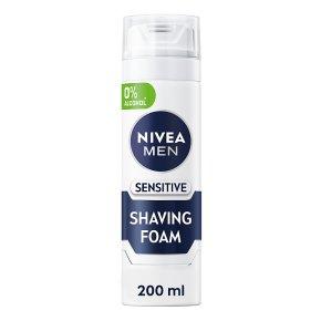 Nivea men sensitive shaving foam