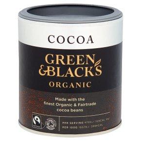 Green & Black's fairtrade cocoa