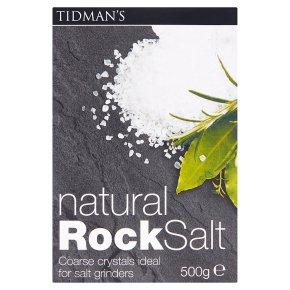 Tidman's rock salt natural
