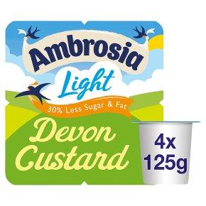 Ambrosia Devon Low Fat Custard