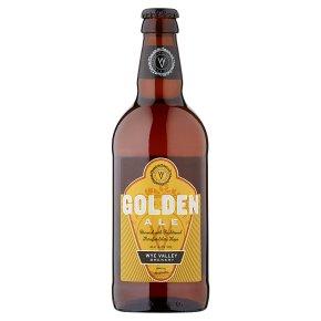 Wye Valley Brewery Golden Ale