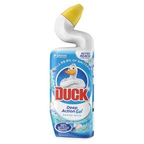 Toilet duck ocean force