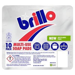 Brillo soap pads