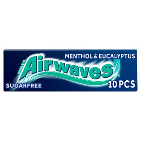 Airwaves menthol & eucalyptus