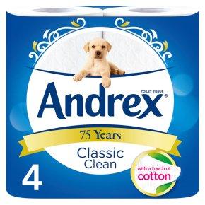 Andrex Classic White Toilet Rolls