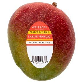Waitrose 1 Perfectly Ripe Large Mango