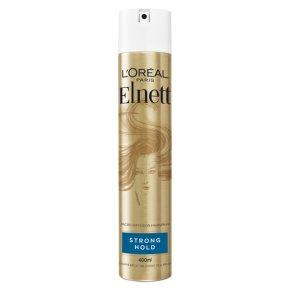 Elnett extra strength hairspray