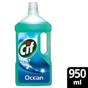 Cif Floor Ocean Cleaner 1L