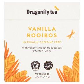 Dragonfly Tea 40 caffeine free rooibos vanilla