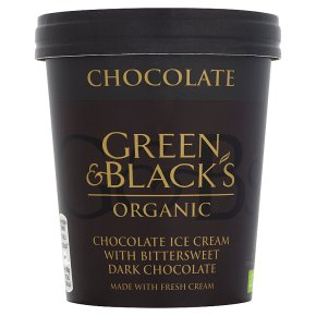 Green & Blacks Organic Chocolate Ice Cream