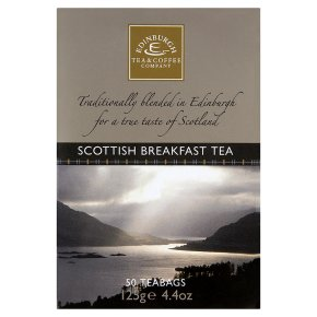 Edinburgh Tea Bags - Scottish Breakfast