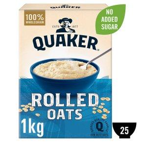 Quaker original porridge oats