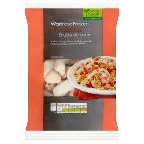 Waitrose Frozen fruits de mer
