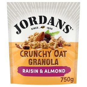 Jordans Country Oats Raisins & Almonds