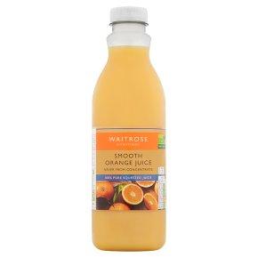 Waitrose Smooth Orange Juice