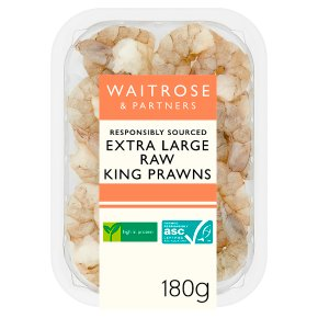 Waitrose Extra Large King Prawns