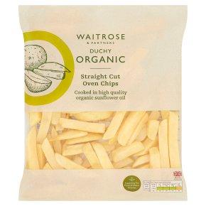 Waitrose Duchy Organic straight cut oven chips
