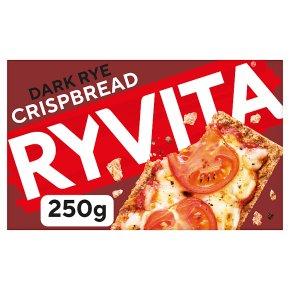 Ryvita dark rye crispbread