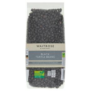 Waitrose LOVE Life black turtle beans