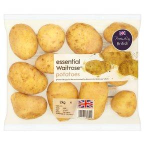 essential Waitrose Potatoes