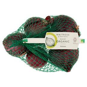 Duchy Organic Red Onions