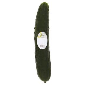 Waitrose Duchy Organic ridge cucumber