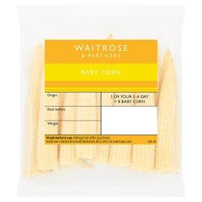 Waitrose 1 Baby Corn