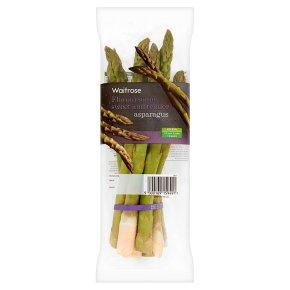 Waitrose asparagus