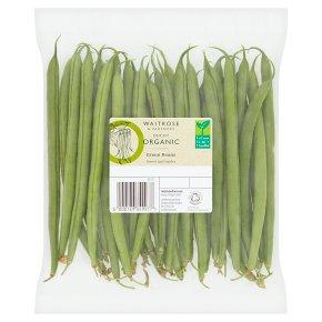 Waitrose Duchy Green Beans
