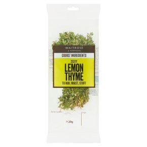Cooks' Ingredients lemon thyme
