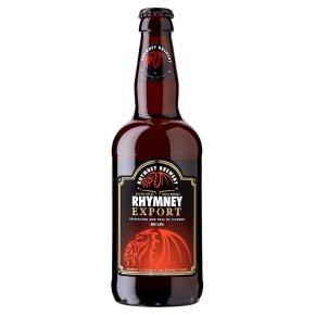Rhymney Export Ale
