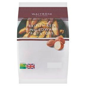 Waitrose Red King Edward potatoes