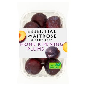 essential Waitrose home ripening plums