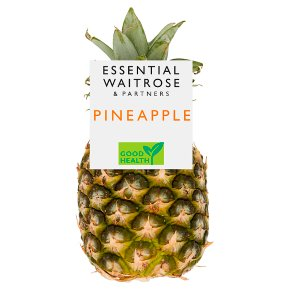 essential Waitrose small supersweet pineapple